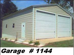 Usa quality steel buildings we build strong steel for 30x36 garage